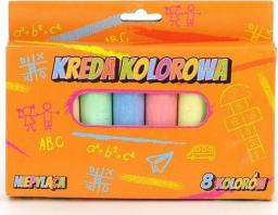 Adar Kreda 8 kolorów gruba (413177)