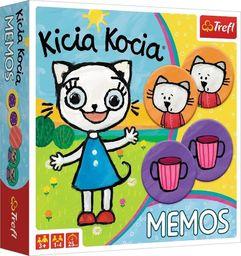 Trefl Gra Memos Kicia Kocia 01894 Trefl