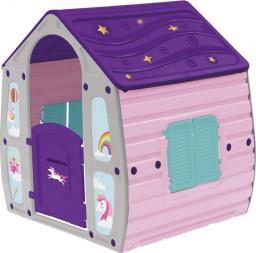 Buddy Toys Domek dla dzieci Magical House 1012 różowy