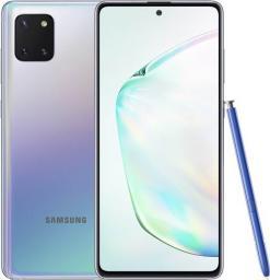 Smartfon Samsung Galaxy Note 10 Lite 128 GB Dual SIM Srebrny  (SM-N770FZSD)