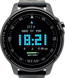 Smartwatch WATCHMARK L8 Czarny  (L8)