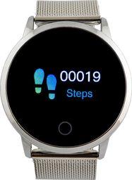 Smartwatch WATCHMARK W8 Srebrny  (W8)
