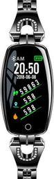 Smartwatch WATCHMARK H8 Czarny  (H8)