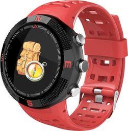 Smartwatch WATCHMARK W18 Czerwony  (W18 Czer)