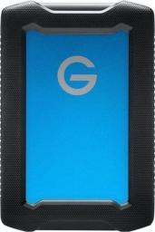 Dysk zewnętrzny G-Technology HDD ArmorATD 2 TB Czarno-niebieski (0G10434-1)