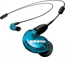 Słuchawki Shure SE215SPE-B+BT2-EFS