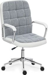 MarkAdler Fotel biurowy obrotowy MarkAdler Future 4.0 Grey Mesh