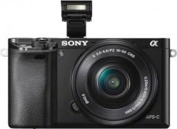 Aparat cyfrowy Sony ILCE-6000 LY Czarny