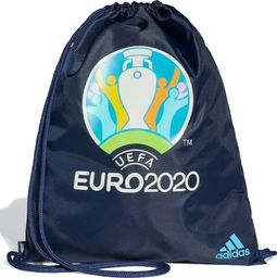 Adidas Worek OE GS Euro 2020 FJ3953 FJ3953 granatowy