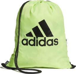 Adidas Worek adidas Gymsack SP FJ9293 FJ9293 zielony
