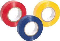 Select Tape zabezpieczający 1.9 cm żółty one size