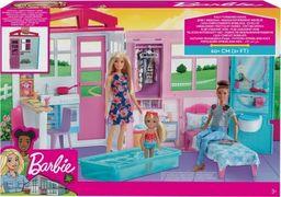 Mattel Domek Przytulny Barbie (FXG54)