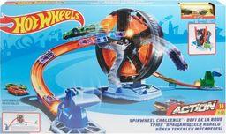 Mattel Zestaw Zakręcona Opona Hot Wheels  GJM77