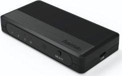 System przekazu sygnału AV Hama HDMI  Switcher 3 to  1