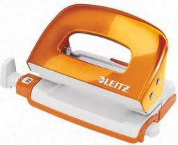 Dziurkacz Leitz Dziurkacz 5060 Mini WOW pomarańczowy  (10K335L)