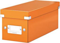Leitz Pudło archiwizacyjne Click & Store na płyty CD pomarańczowy  (10K260 L)