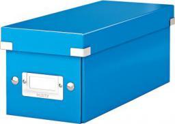 Leitz Pudło archiwizacyjne Click & Store na płyty CD niebieski (10K260C)