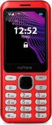 Telefon komórkowy myPhone Maestro czerwony (8_2247143)