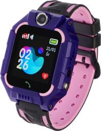 Smartwatch Garett Electronics Kids Play Fioletowy  (play_fiol)