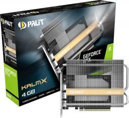 Karta graficzna Palit GeForce GTX 1650 KalmX 4GB GDDR5 (NE5165001BG1-1170H)