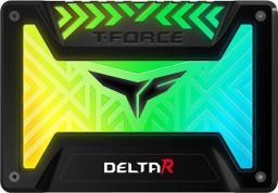 Dysk SSD Team Group Team Group T-Force Delta R 2,5 Zoll SSD, SATA 6G - 1 TB, weiß
