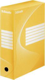 Esselte Pudło, karton archiwizacyjny Boxy szer. 100mm żółty (10K030M)