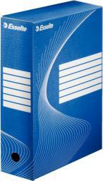 Esselte Pudło, karton archiwizacyjny Boxy szer. 100mm niebieskie (10K030C)