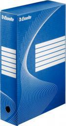 Esselte Pudło, karton archiwizacyjny Boxy szer. 80mm niebieski (10K029C)