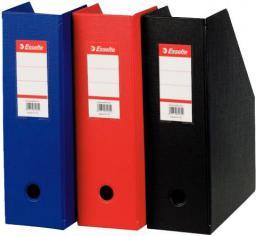 Esselte Pojemnik na dokumenty, czasopisma A4 składany PCV 100mm (10K215A)