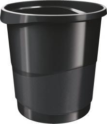 Kosz na śmieci Esselte Vivida 14L czarny (10K135A)