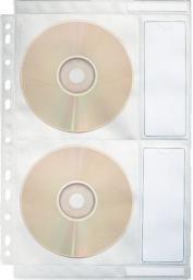 Esselte Koszulka na 2 CD A4, 10 szt. (10K140X)