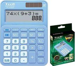 Kalkulator Toor Electronic Kalkulator dwuliniowy 10-pozyc. TR-1223DB-B TOOR