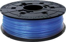 XYZPrinting Filament PLA Clear Blue Refill 600 g