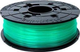 XYZPrinting Filament Szpula 600g PLA Clear Green Refill