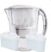 Dzbanek filtrujący Aquaphor dzbanek Aquaphor Fresh 2,8l biały + 2 FILTRY