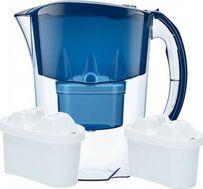 Dzbanek filtrujący Aquaphor dzbanek Aquaphor Fresh 2,8l niebieski + 2 FILTRY