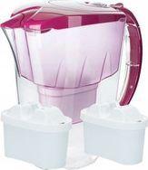 Dzbanek filtrujący Aquaphor dzbanek Aquaphor Fresh 2,8l różowy + 2 FILTRY