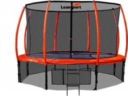 LEANToys Trampolina Sport Best 14ft z siatką