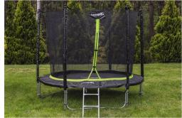 LEANToys Trampolina Sport Pro 12ft