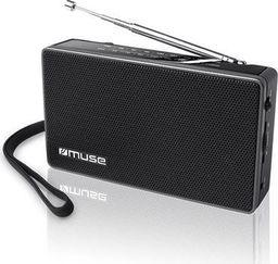 Radio Muse Muse M-030R Black, 2-band portable radio