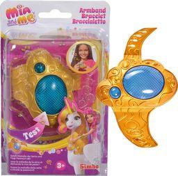 Simba Mia i Ja Bransoletka ze światłem i dźwiękiem pomarańczowa