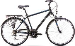 """Romet Rower Romet Wagant 2 XL (23"""") czarny uniwersalny"""