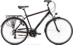 """Romet Rower Romet Wagant M (19"""") Czarno- czerwony uniwersalny"""