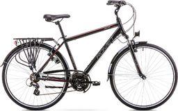 """Romet Rower Romet Wagant L (21"""") Czarno-czerwony"""