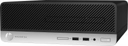 Komputer HP ProDesk 400 G6, Core i3-9100, 8 GB, 256 GB M.2 PCIe Windows 10 Home