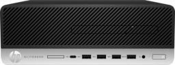 Komputer HP ProDesk 600 G5, Intel Core i3-9100, 8 GB, 256GB SSD