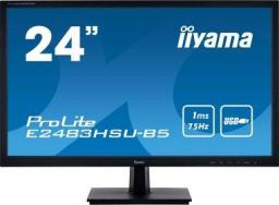 Monitor iiyama ProLite E2483HSU-B5