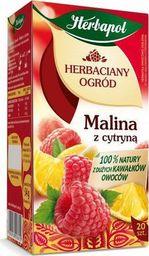 HERBAPOL Herbapol, Herbata Herbaciany Ogród Malina z Cytryną, 20/p