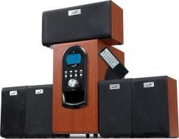 Głośniki komputerowe Genius SW-HF 5.1 6000 V2 (31730018400)