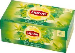 Lipton LIPTON_Green Tea herbata zielona 40 piramidek 52g